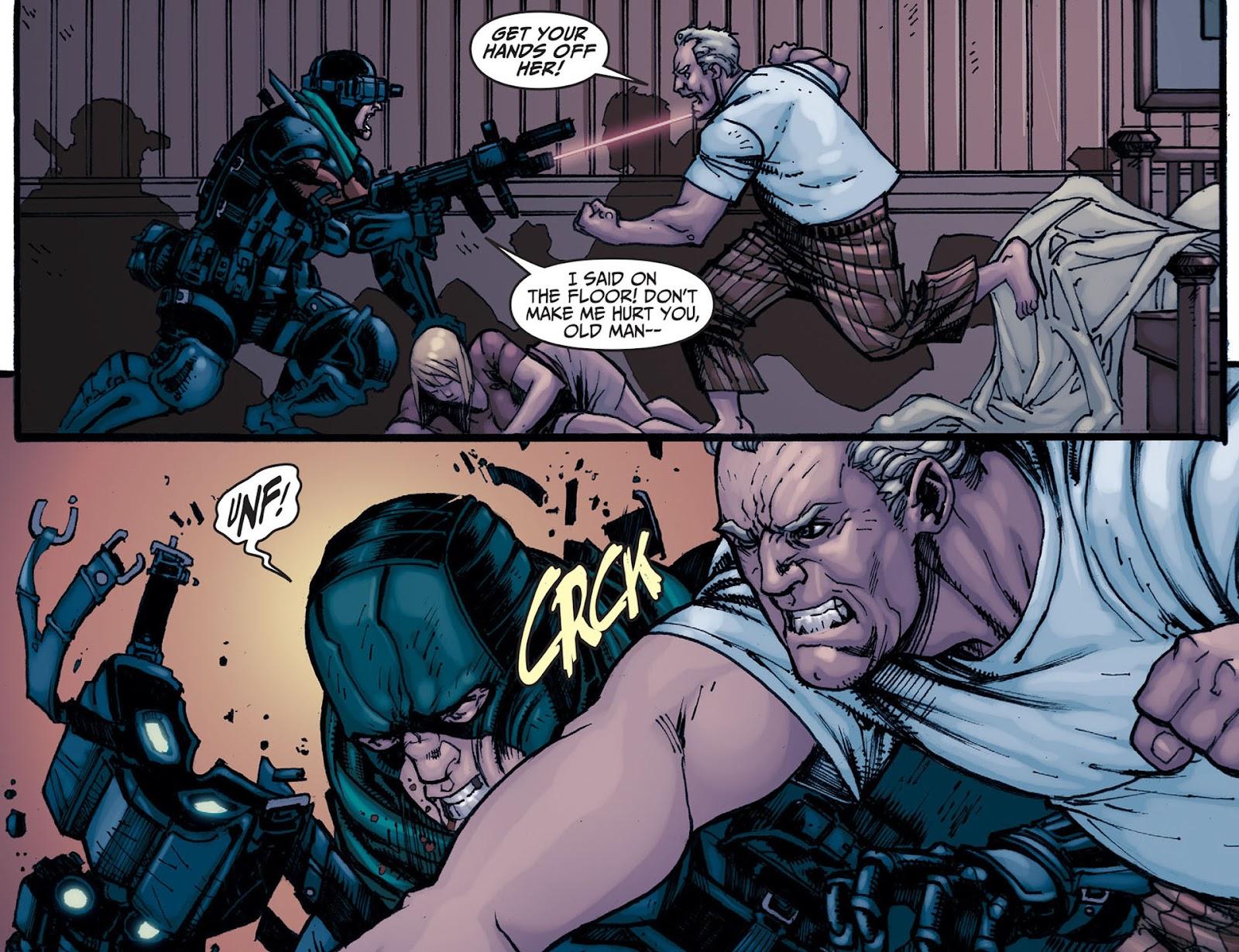 Injustice: Gods Among Us [I] Issue #7 #8 - English 14