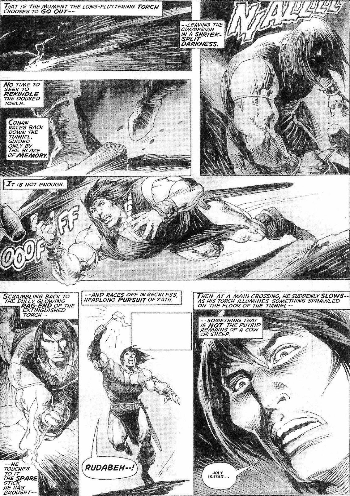The Savage Sword Of Conan Issue #210 #211 - English 25