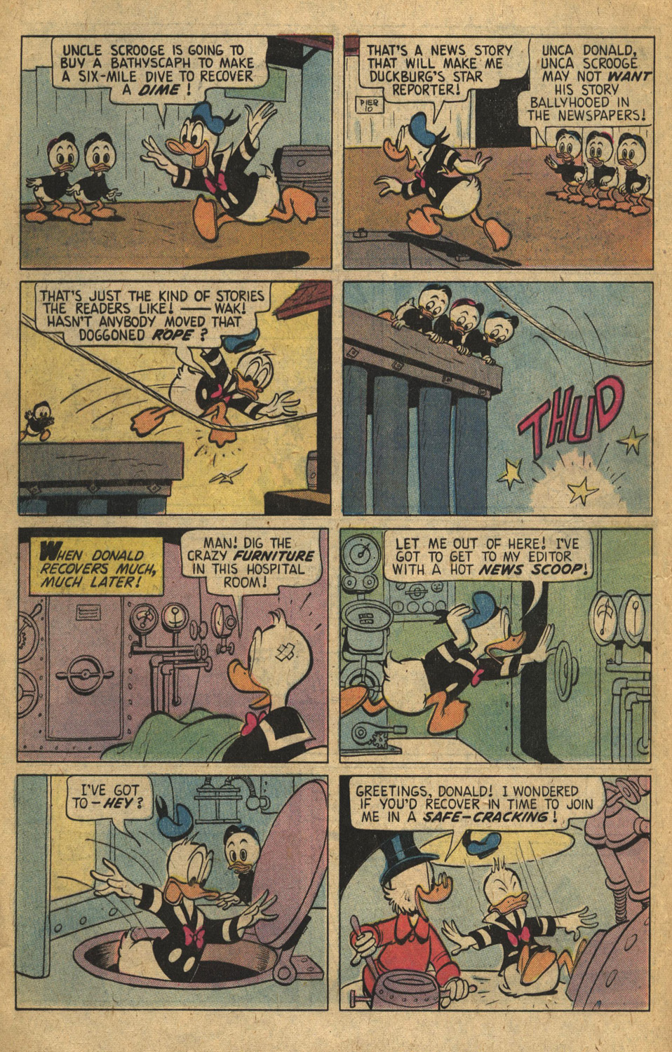 Uncle Scrooge (1953) Issue #149 #149 - English 12