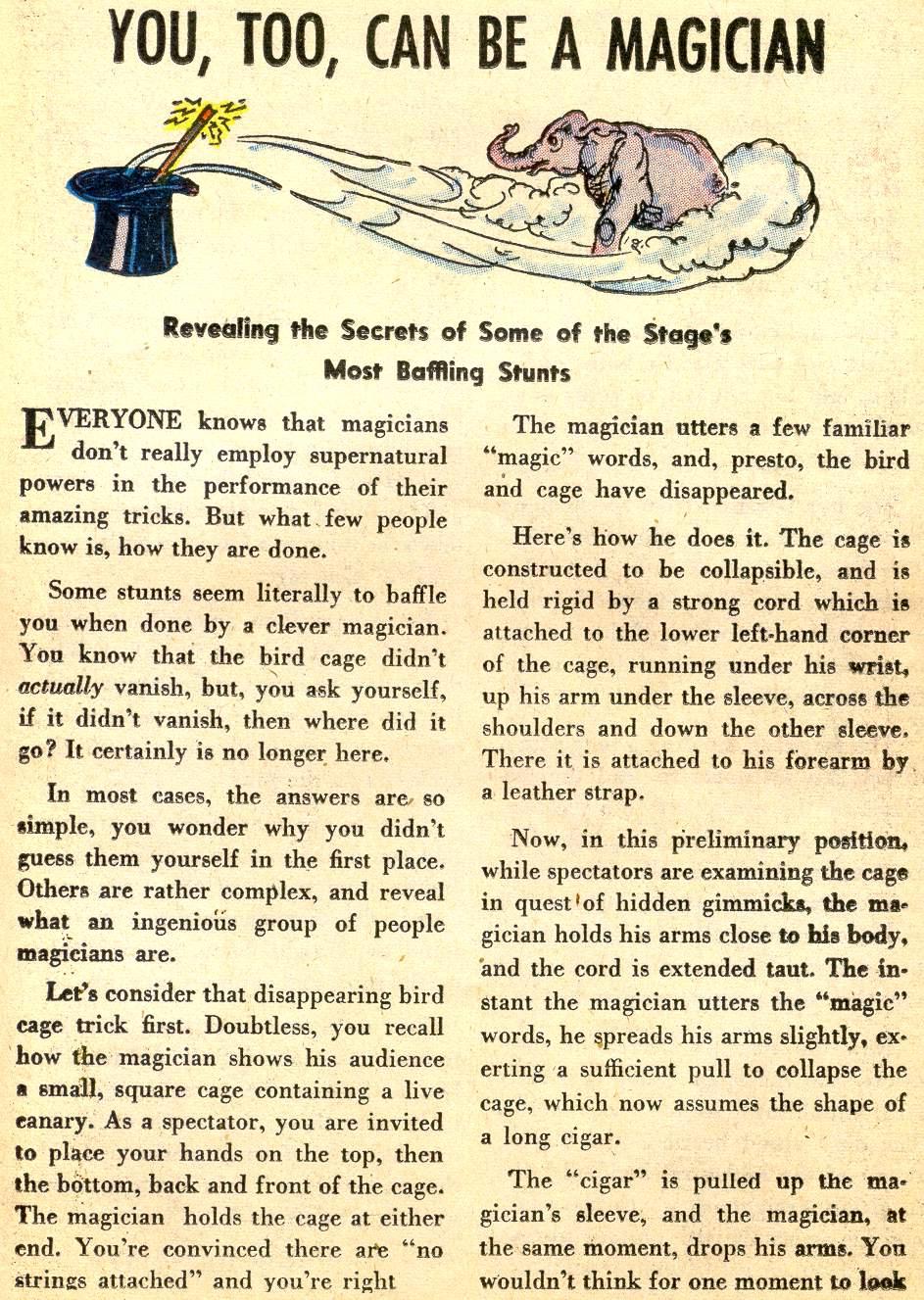 Read online Adventure Comics (1938) comic -  Issue #192 - 31