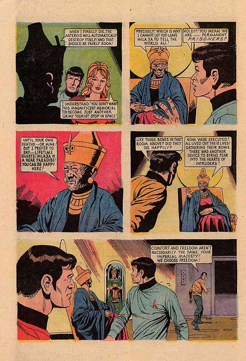 Star Trek (1967) Issue #19 #19 - English 22
