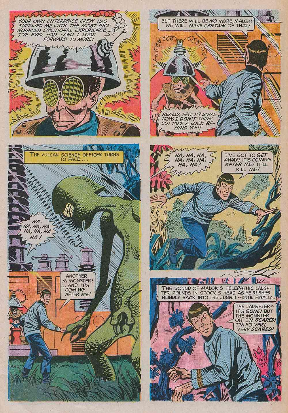 Star Trek (1967) Issue #11 #11 - English 20