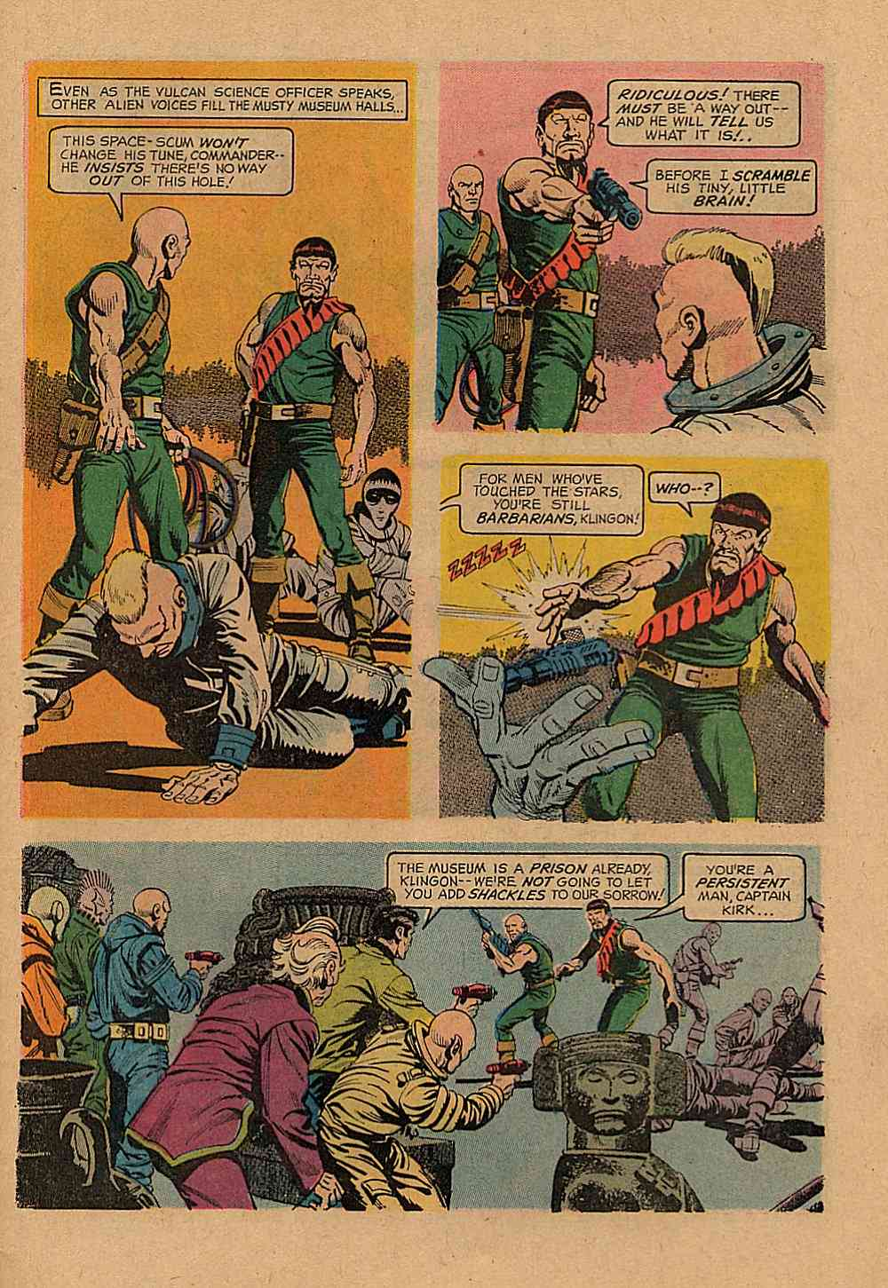 Star Trek (1967) Issue #15 #15 - English 21