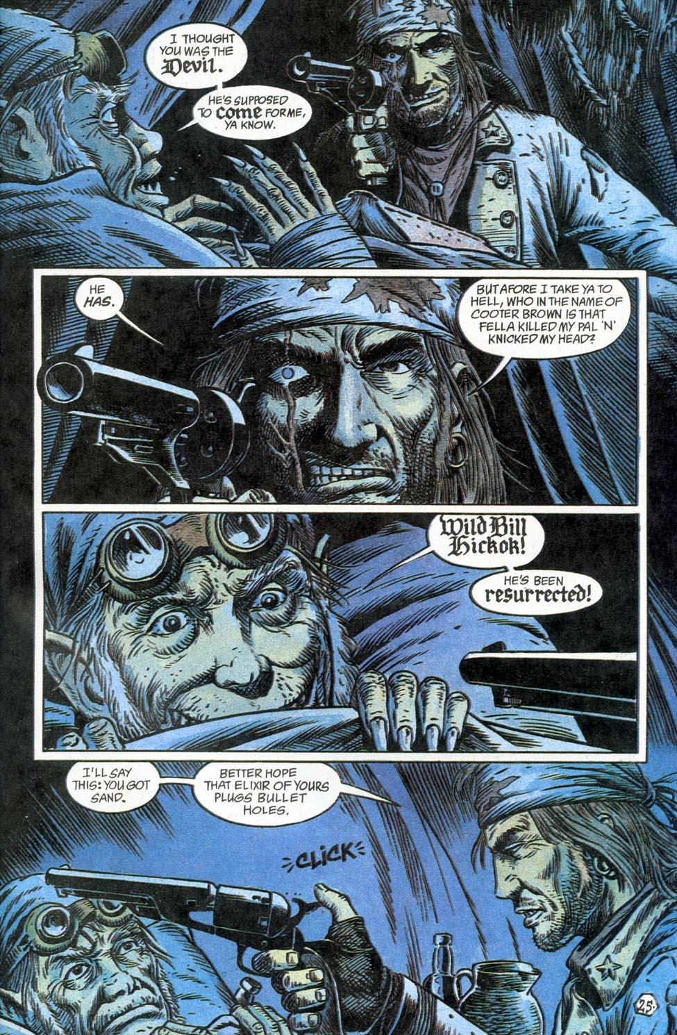 Jonah Hex: Two-Gun Mojo Issue #3 #3 - English 27