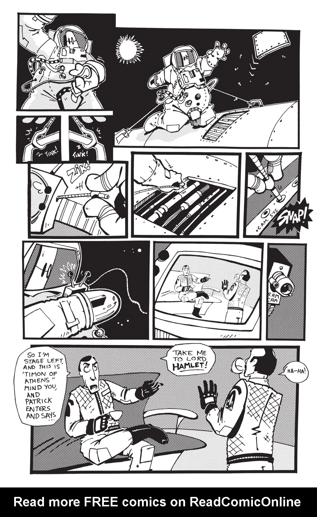 Read online Scud: The Disposable Assassin: The Whole Shebang comic -  Issue # TPB (Part 2) - 62