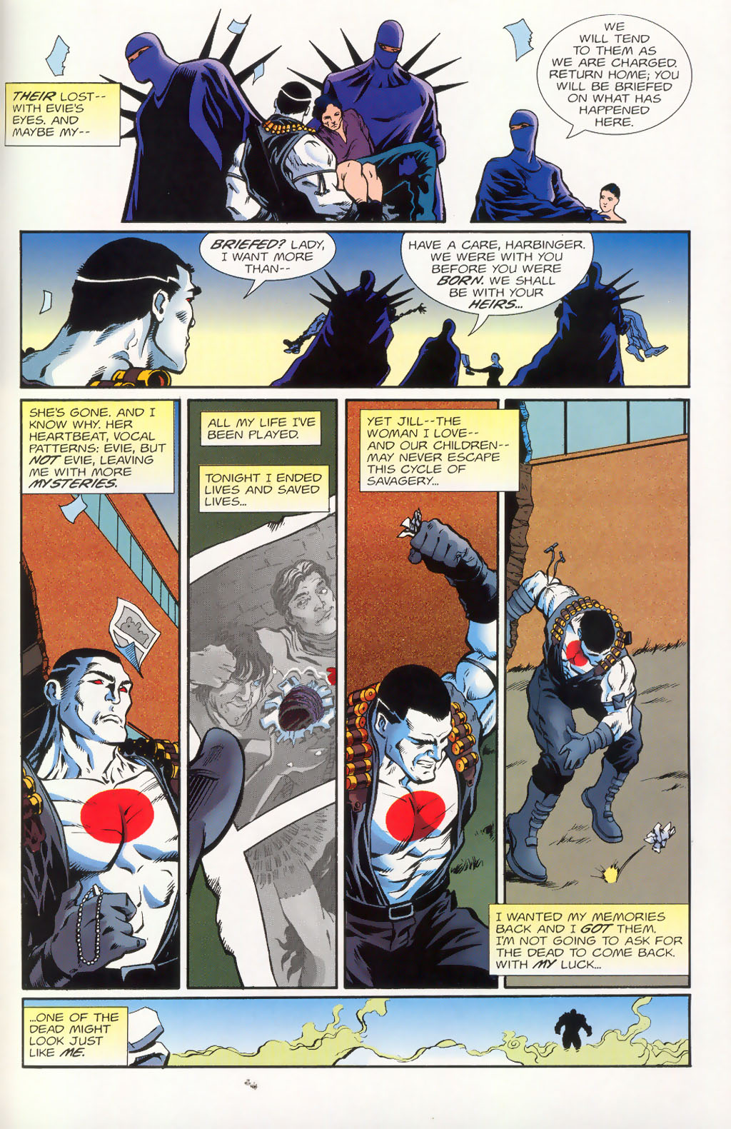 Read online Bloodshot (1993) comic -  Issue #49 - 22