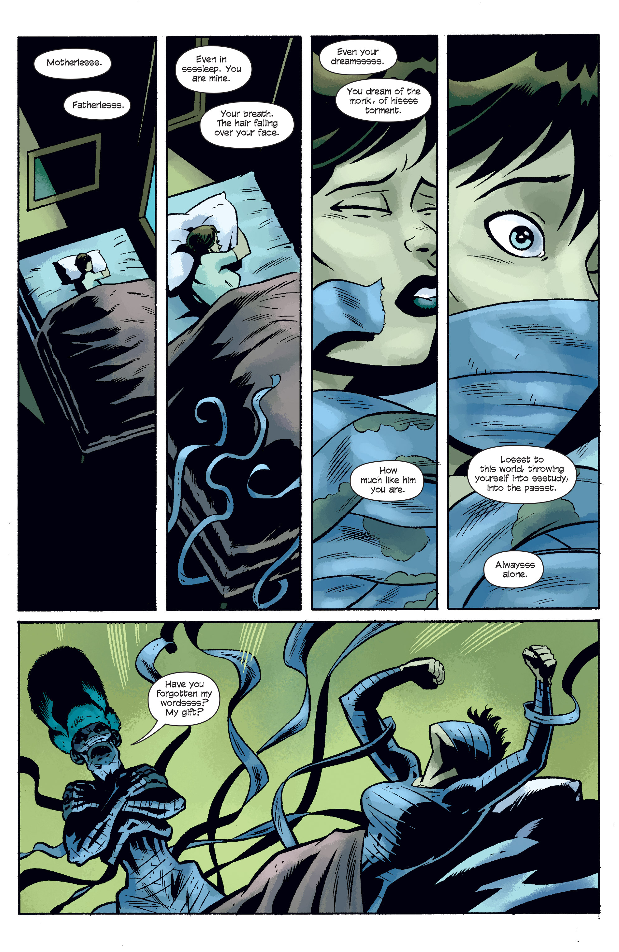 Read online The Anchor comic -  Issue # TPB 2 - 19