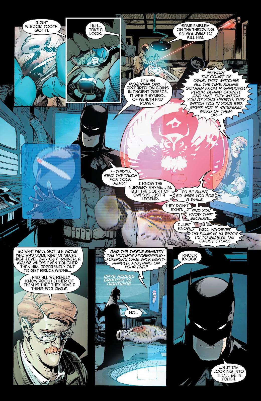 Batman (2011) Issue #2 #17 - English 11