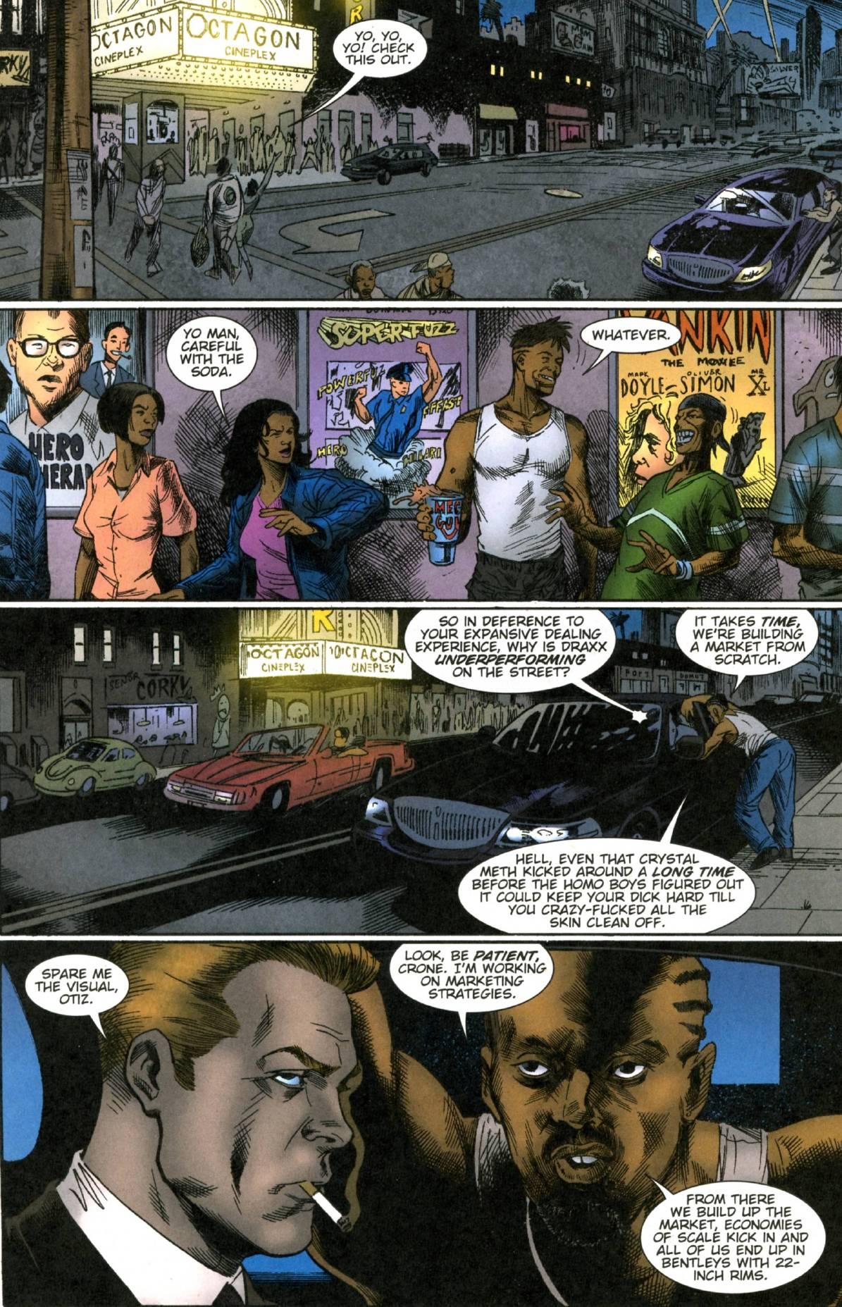 The Exterminators 19 Page 16