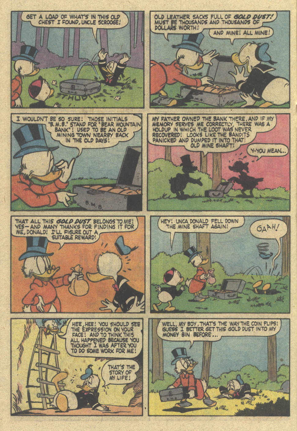 Donald Duck (1962) 197 Page 11