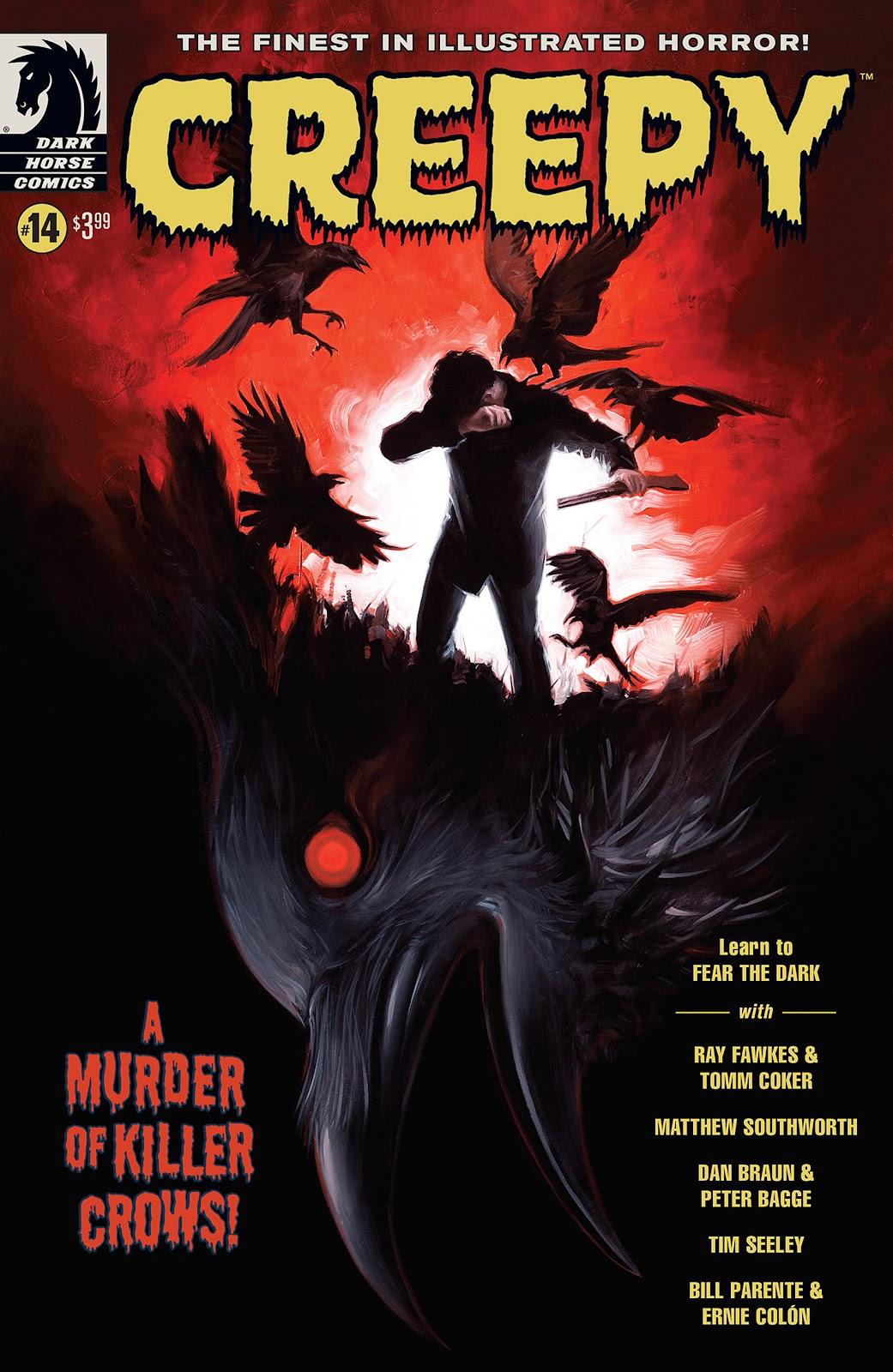 Creepy (2009) Issue #14 #14 - English 1