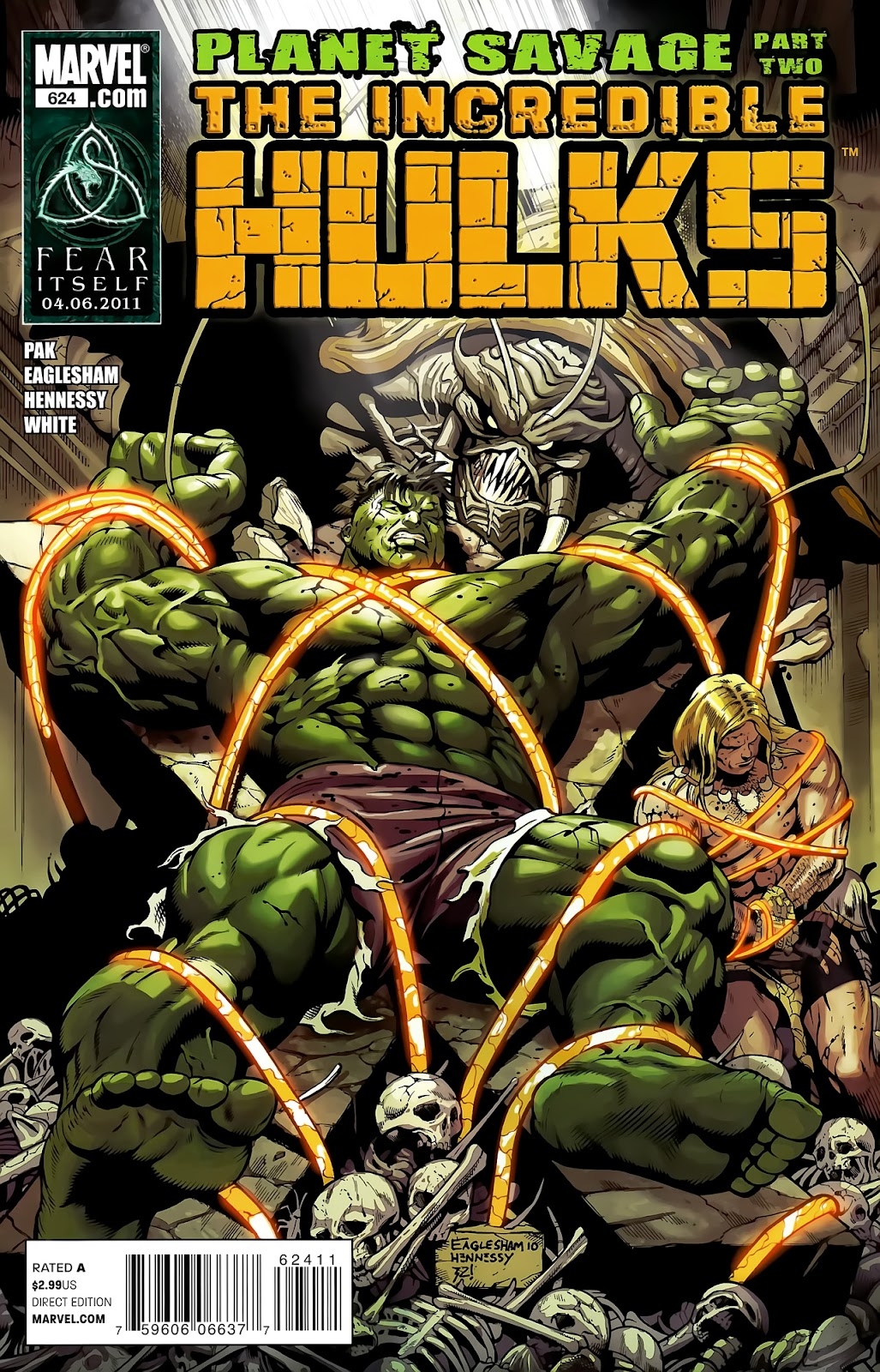 Incredible Hulks (2010) Issue #624 #14 - English 1