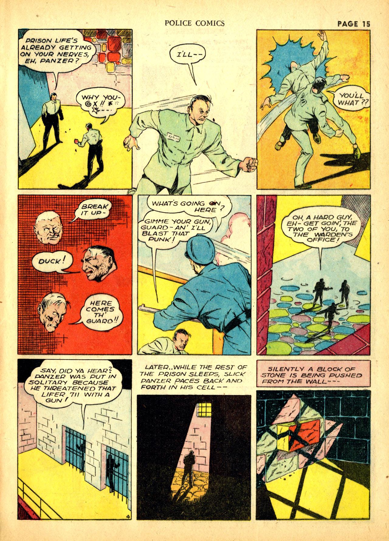 Police Comics #1 #127 - English 18