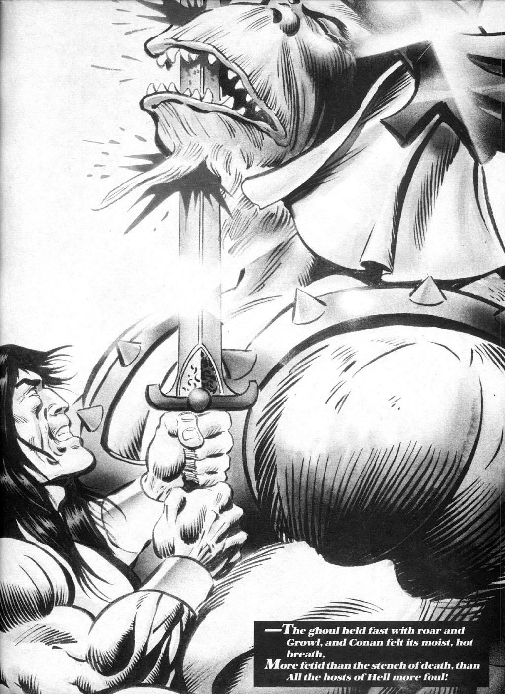 The Savage Sword Of Conan Issue #95 #96 - English 61