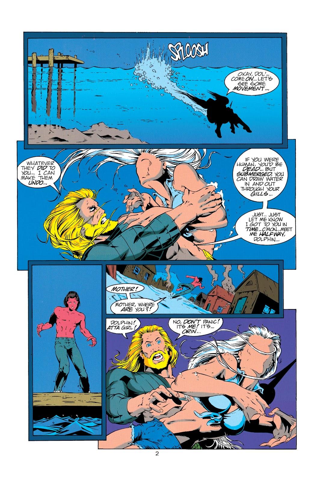Aquaman (1994) Issue #7 #13 - English 3