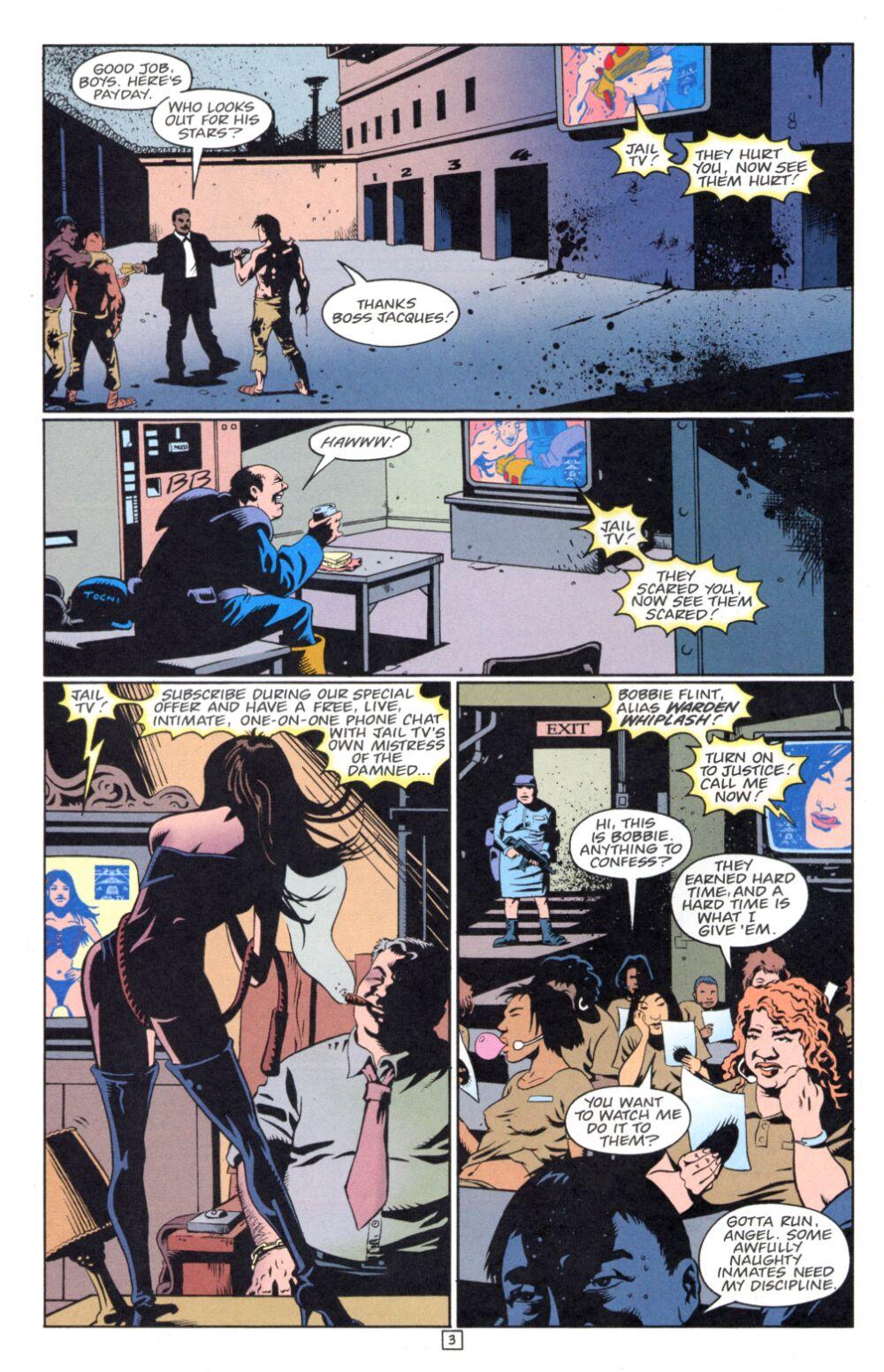 Cruel and Unusual 3 Page 4
