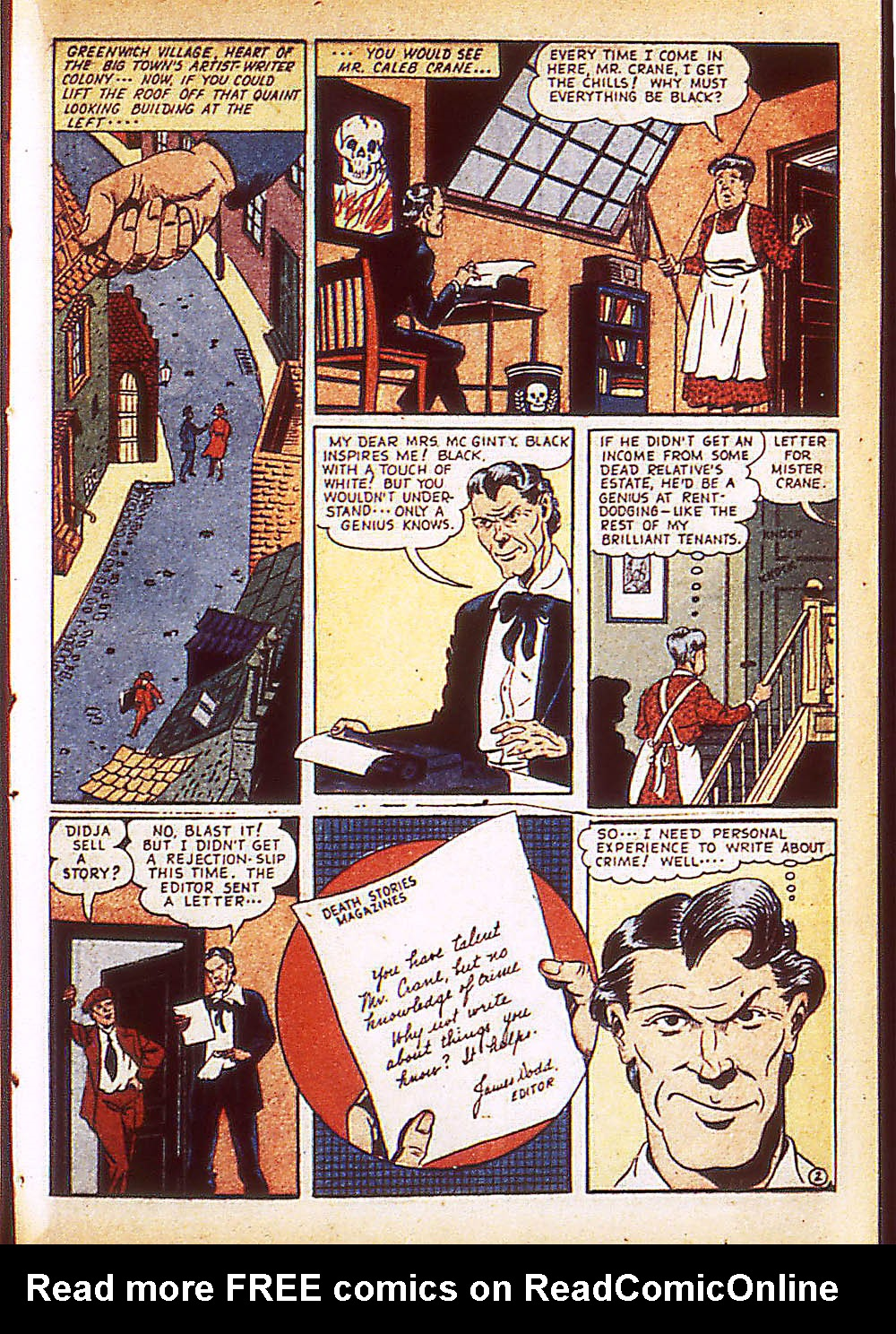 Sub-Mariner Comics Issue #8 #8 - English 48