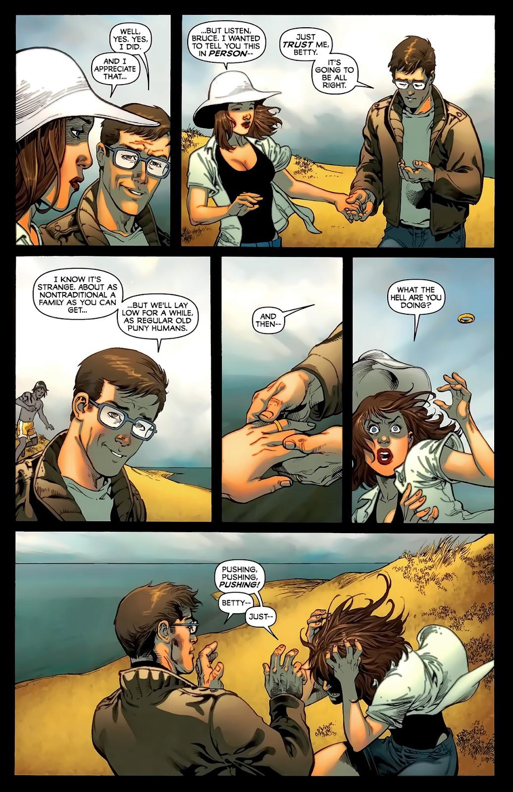 Incredible Hulks (2010) Issue #612 #2 - English 8