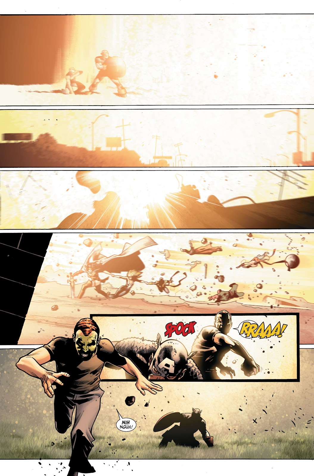 Siege (2010) Issue #4 #4 - English 15