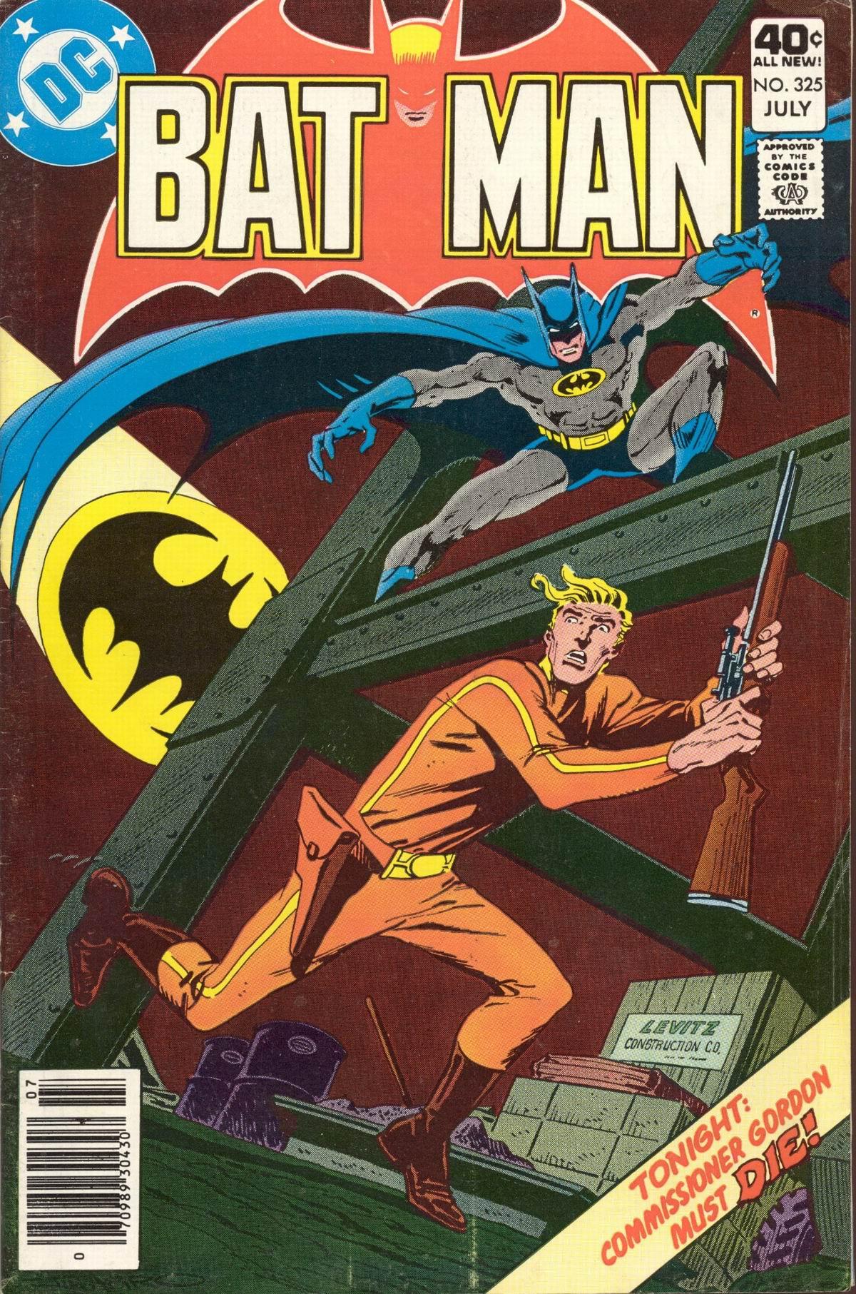 Batman (1940) 325 Page 1