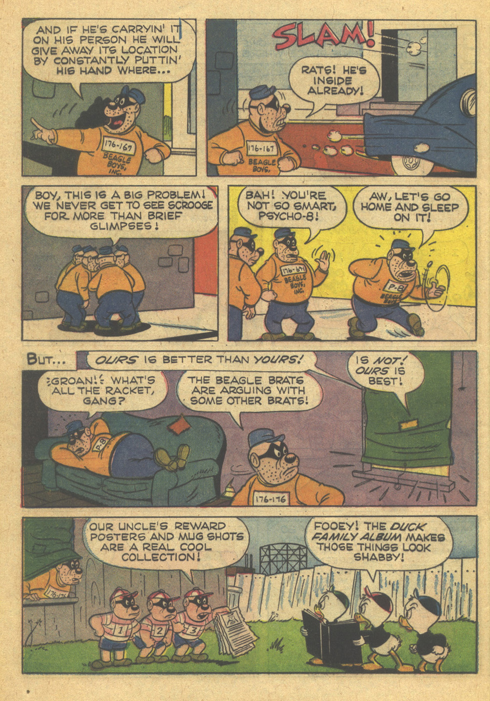 Uncle Scrooge (1953) Issue #77 #77 - English 22
