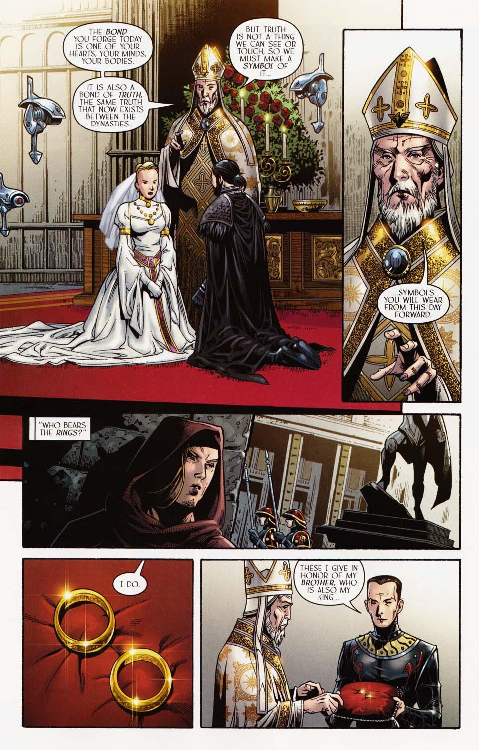 Read online Scion comic -  Issue #35 - 16