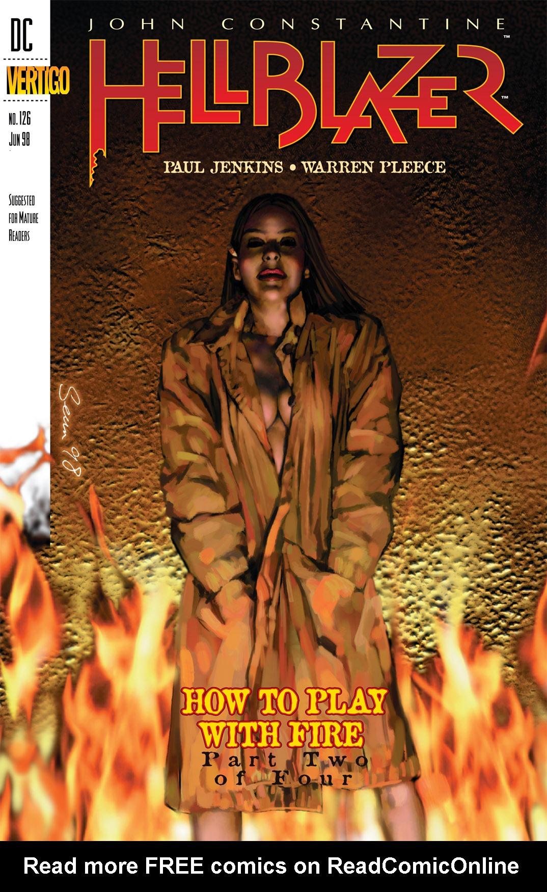 Hellblazer 126 Page 1