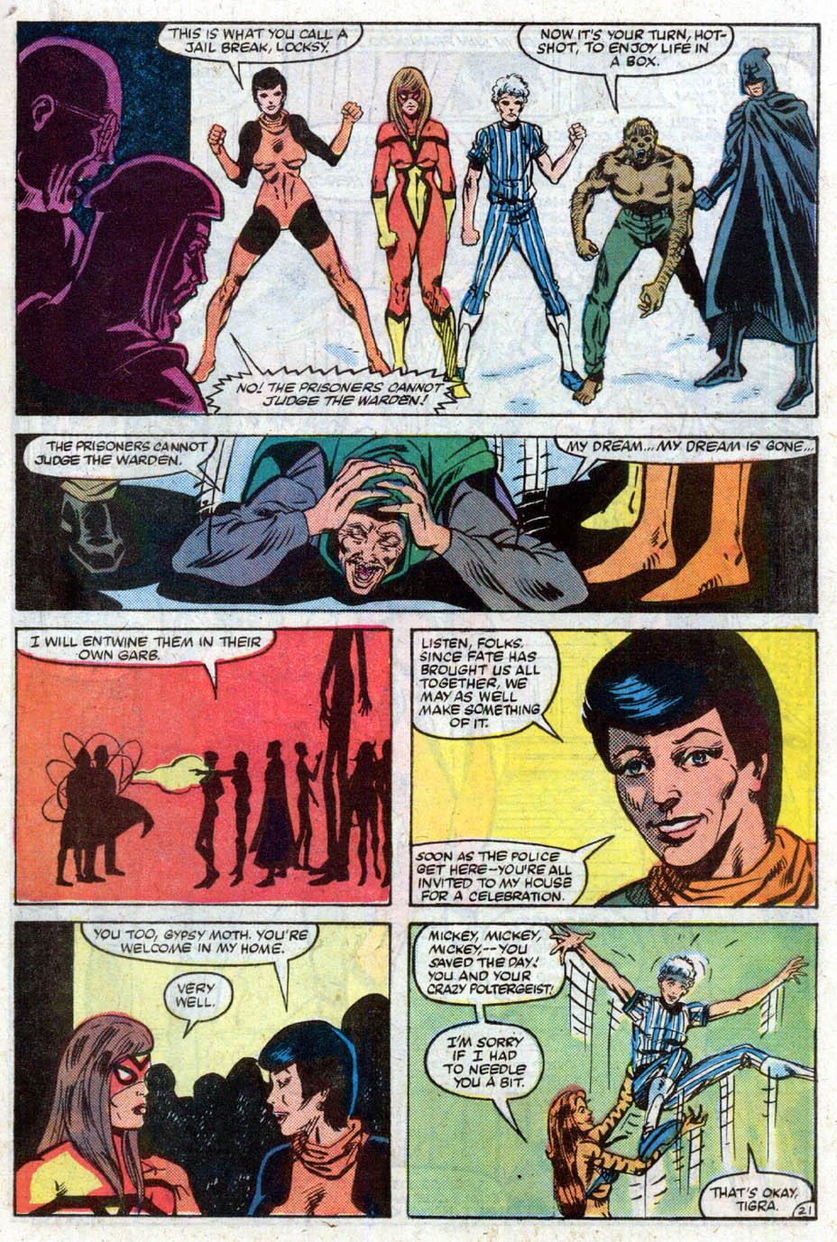 Spider-Woman (1978) #50 #50 - English 23