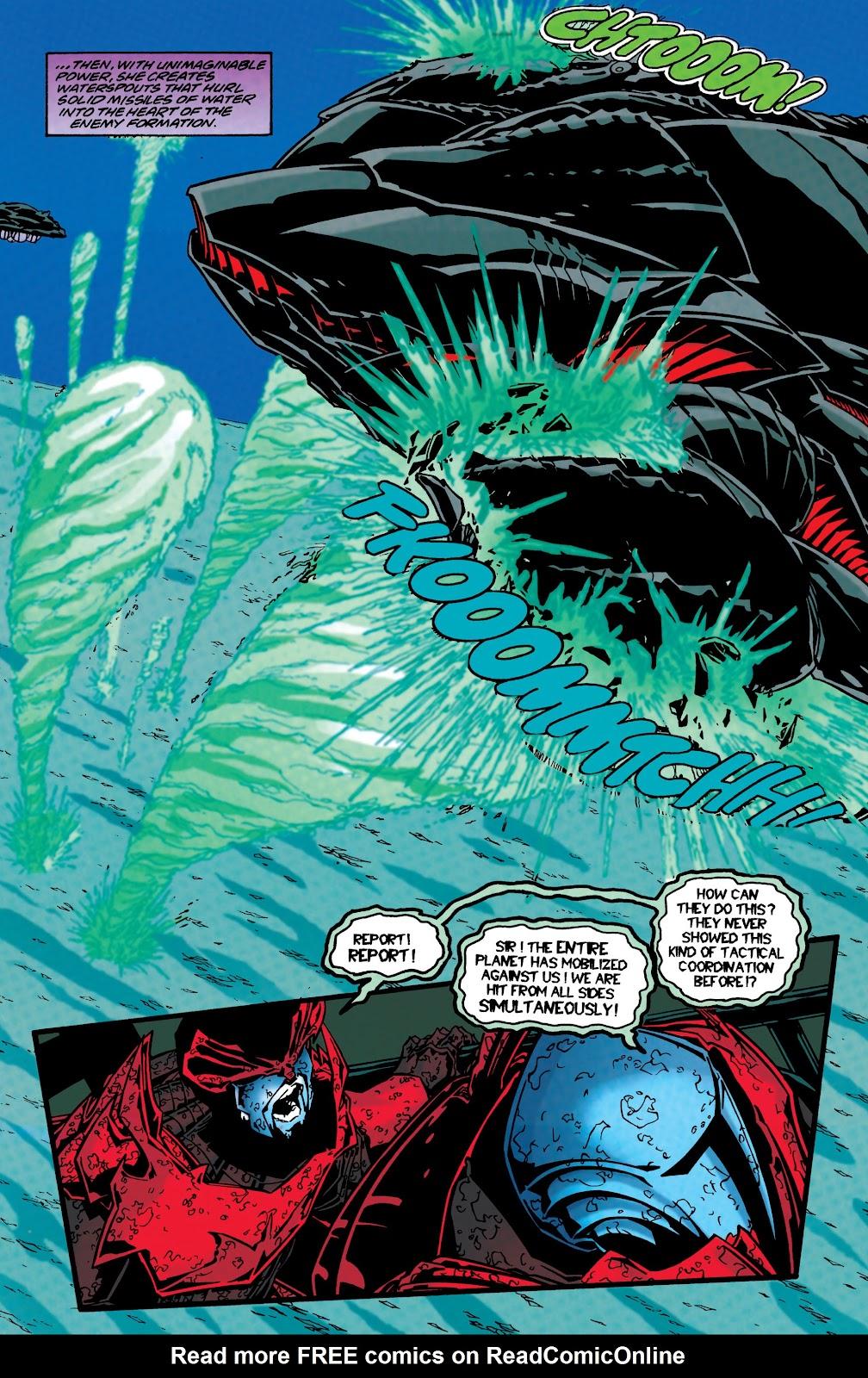Aquaman (1994) Issue #48 #54 - English 14