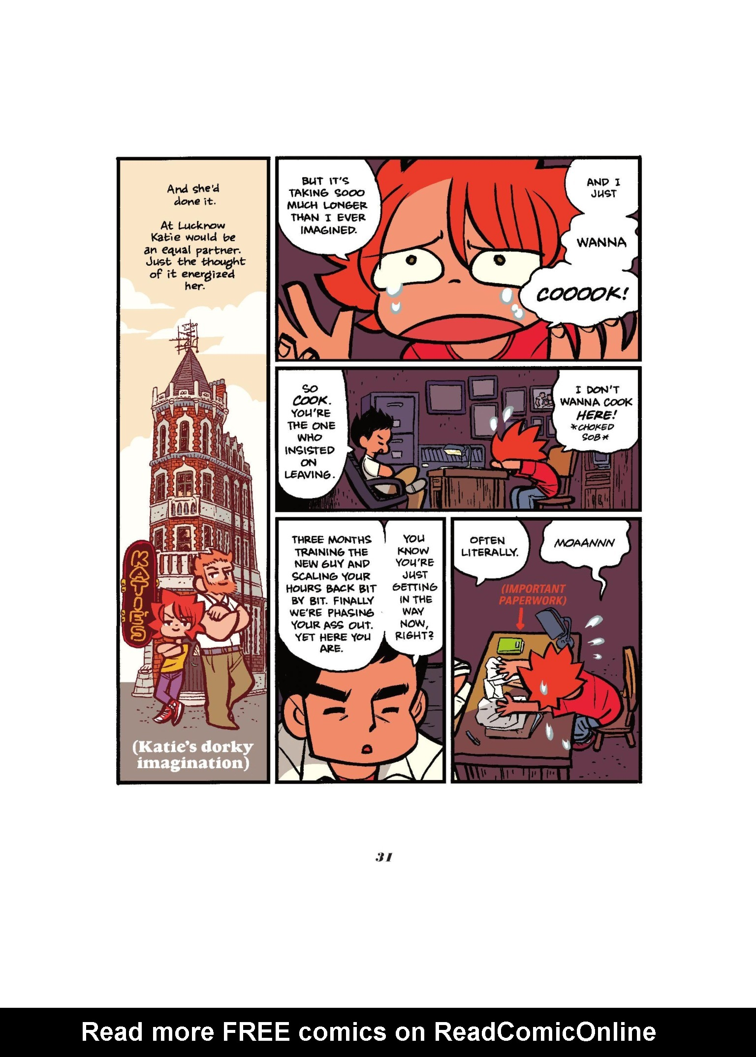 Read online Seconds comic -  Issue # Full - 33