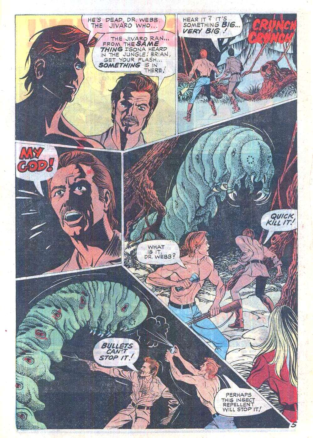 Read online Scary Tales comic -  Issue #35 - 8