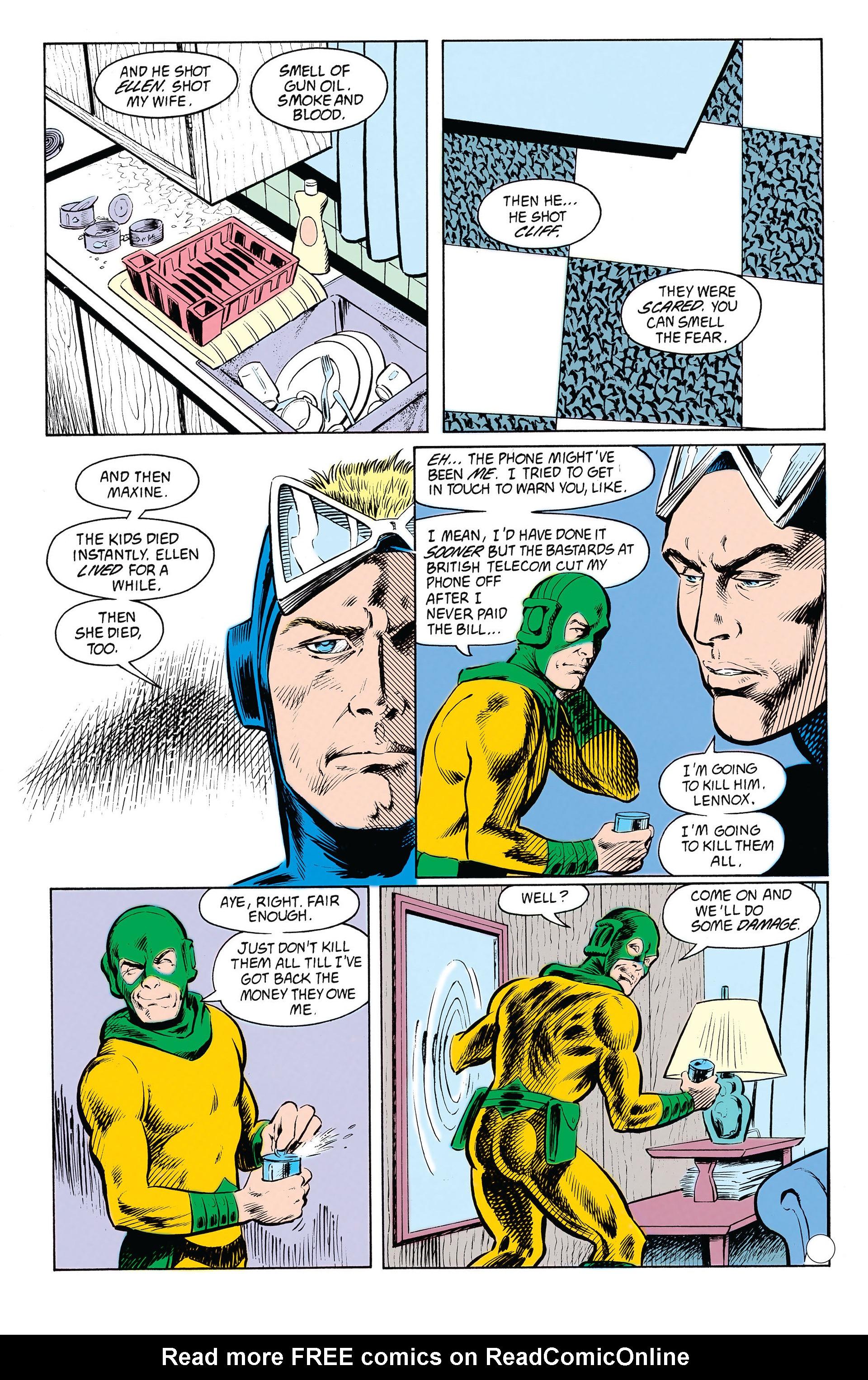Animal Man (1988) 21 Page 5