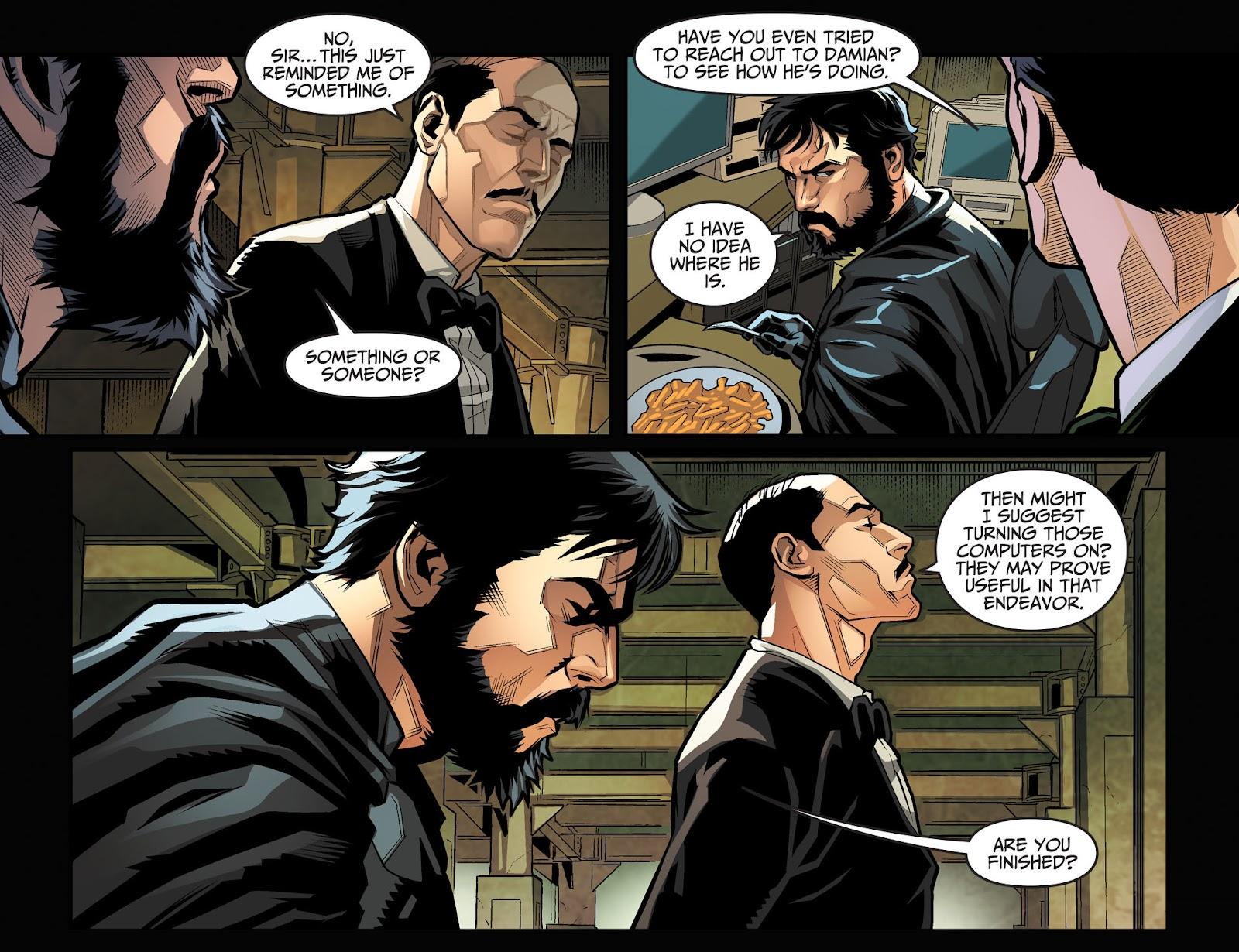 Injustice: Gods Among Us Year Four Issue #1 #2 - English 17