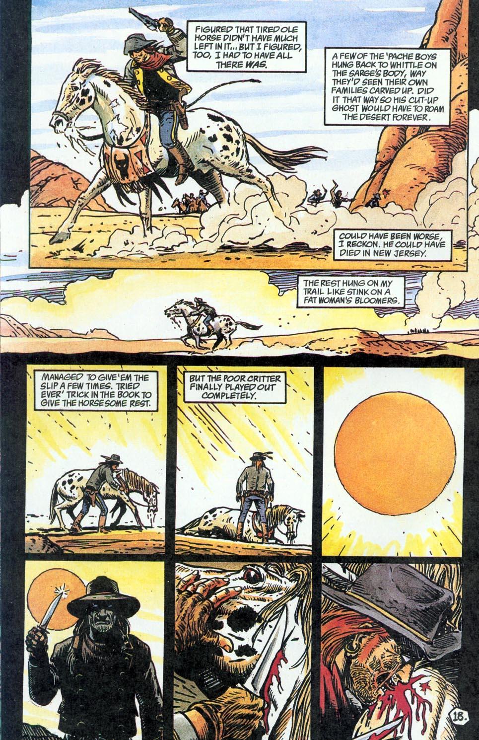 Jonah Hex: Two-Gun Mojo Issue #5 #5 - English 20