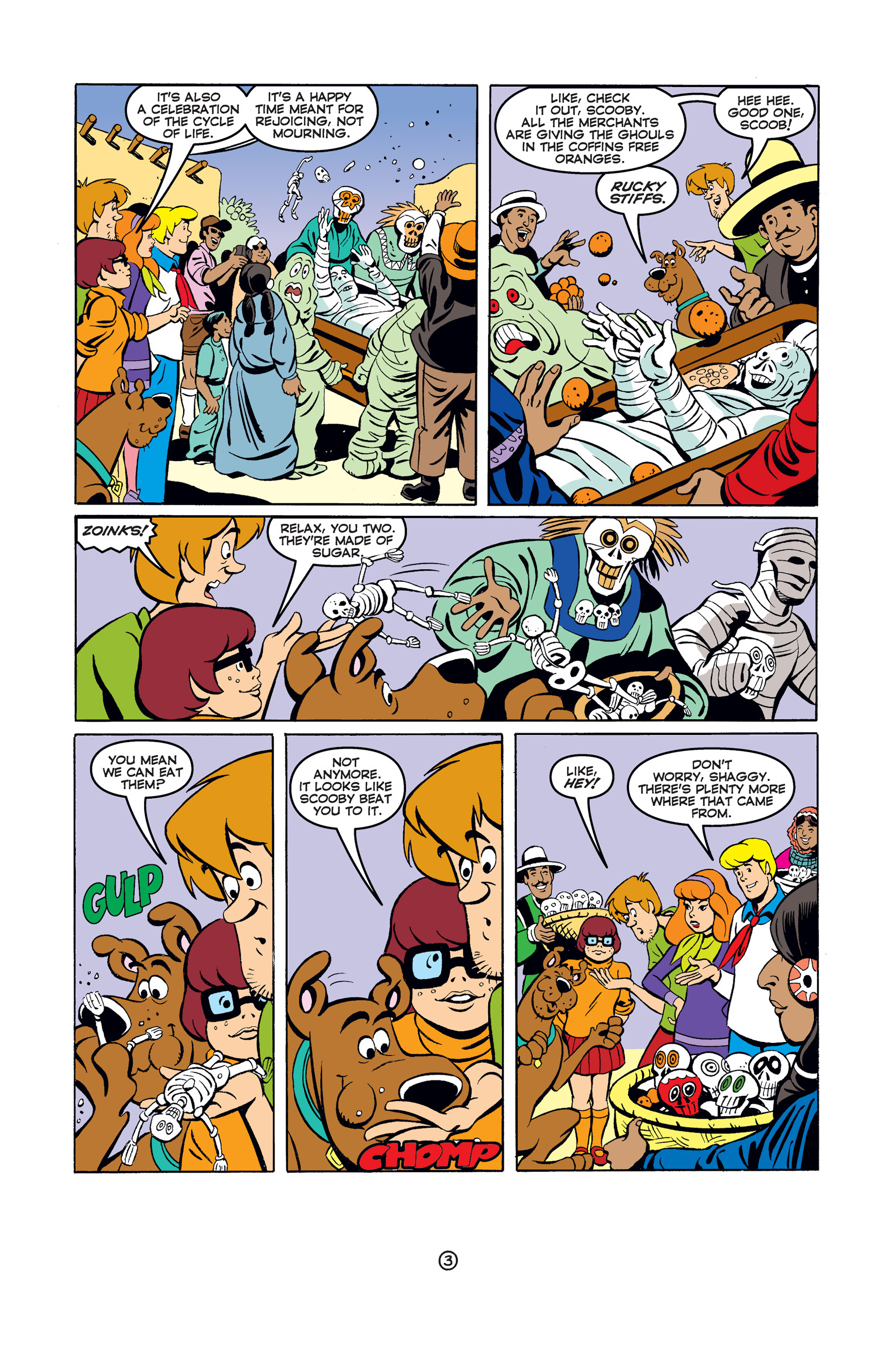 Read online Scooby-Doo (1997) comic -  Issue #42 - 4
