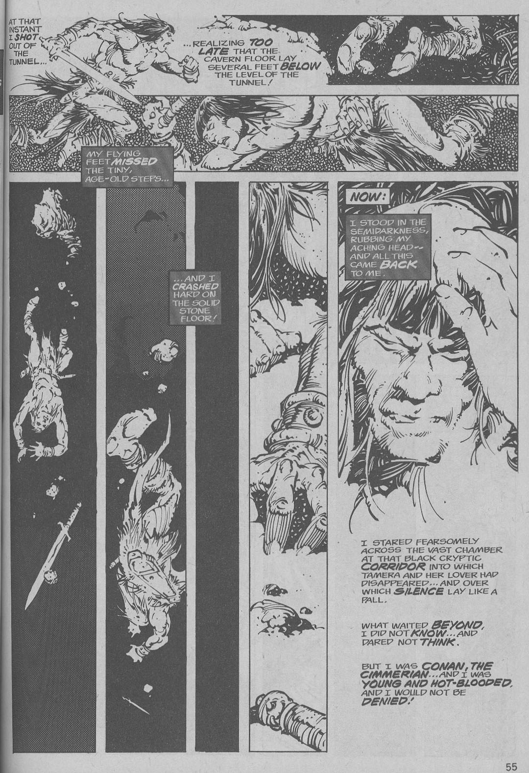 The Savage Sword Of Conan Issue #6 #7 - English 47