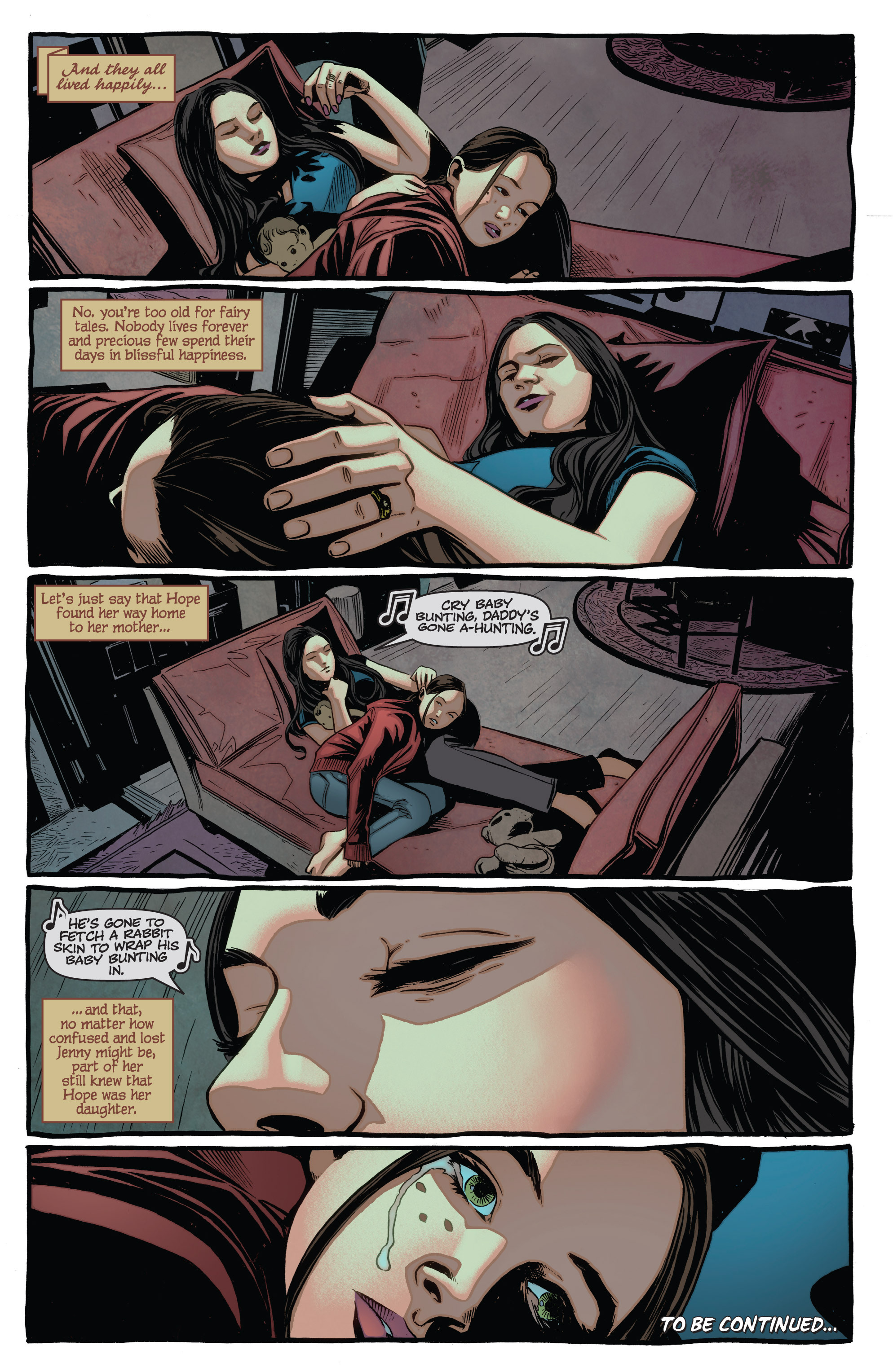 Read online The Darkness (2007) comic -  Issue #113 - 21