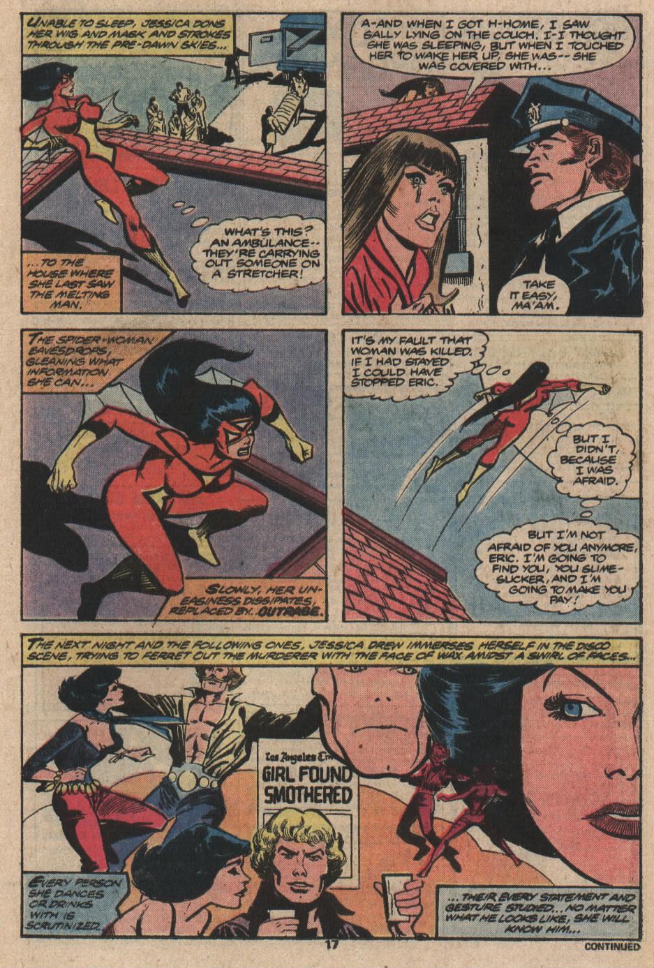 Spider-Woman (1978) #18 #33 - English 12