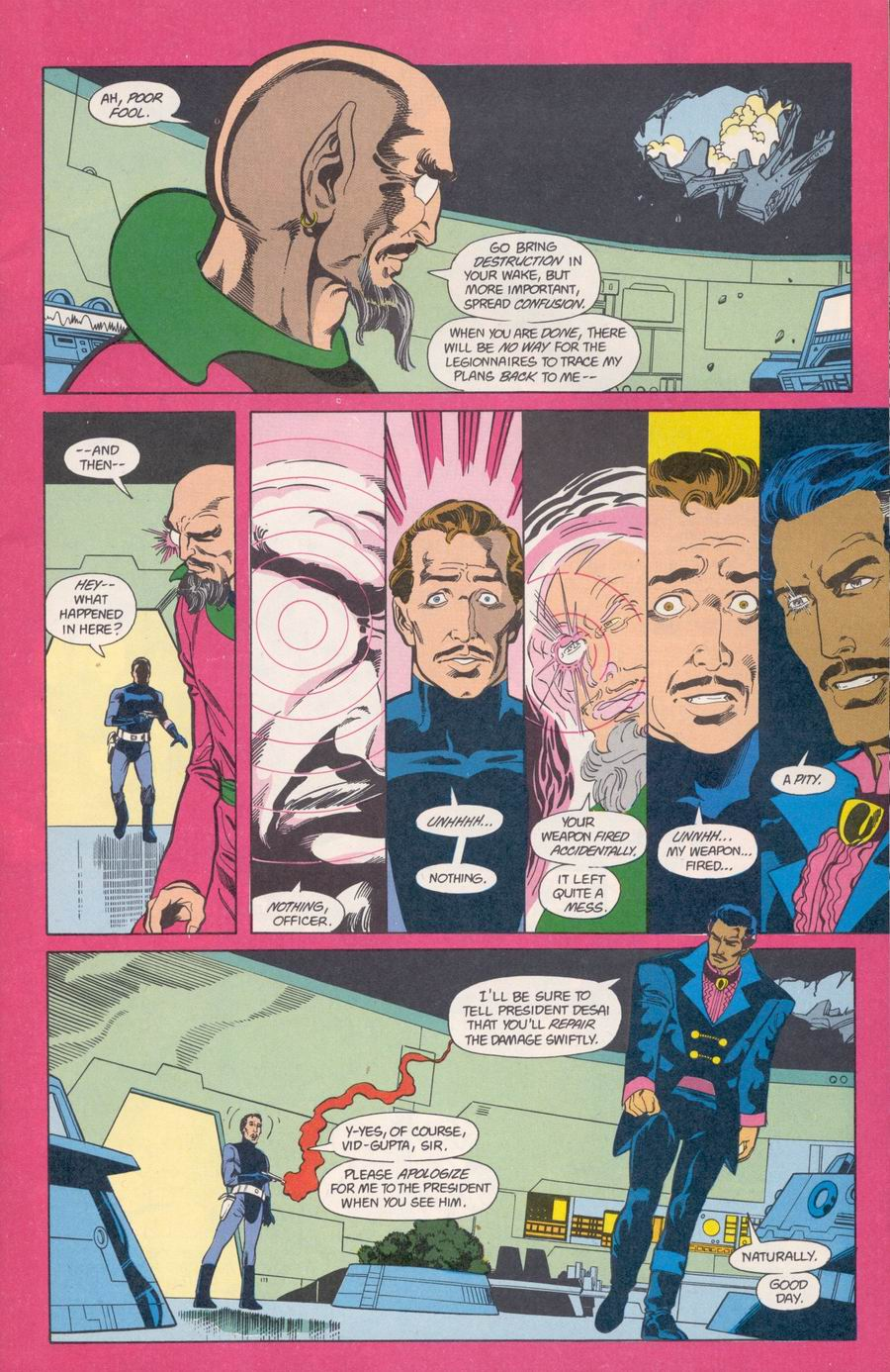 Tales of the Legion Issue #347 #34 - English 4