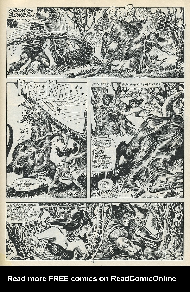 The Savage Sword Of Conan Issue #193 #194 - English 15