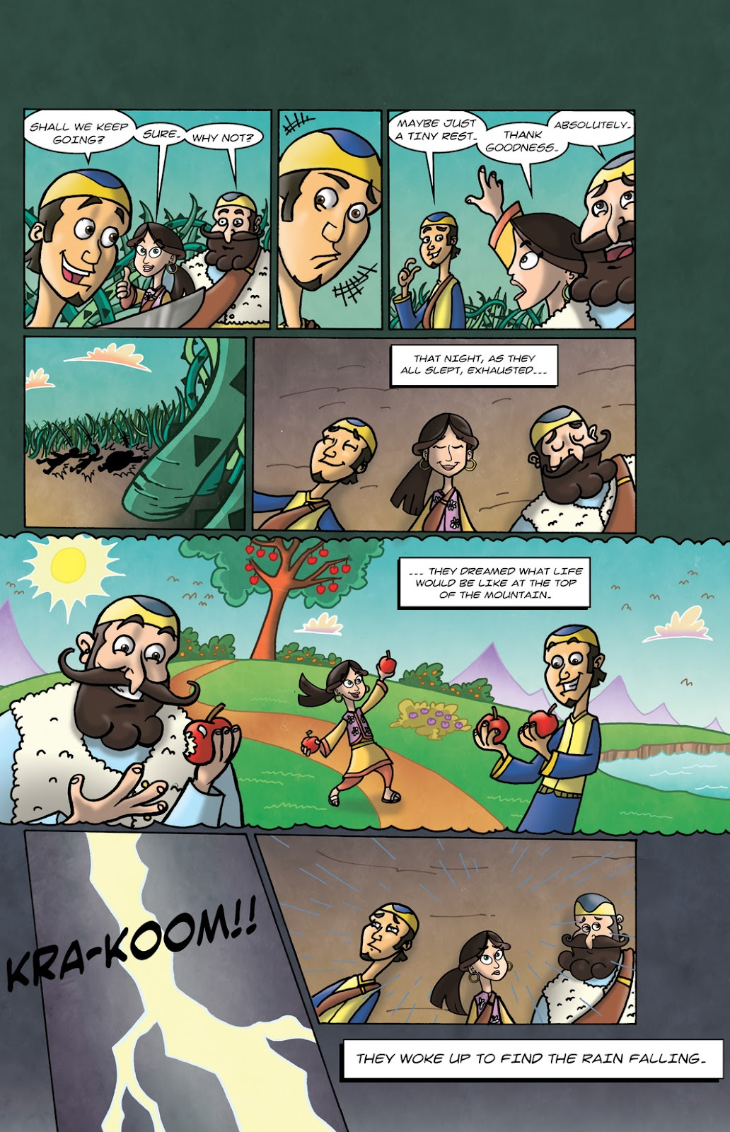 1001 Nights Issue #10 Page 20