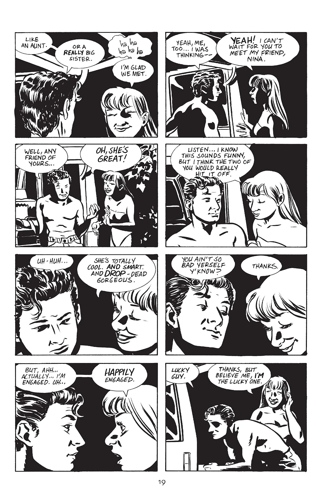 Stray Bullets Issue #11 #11 - English 21