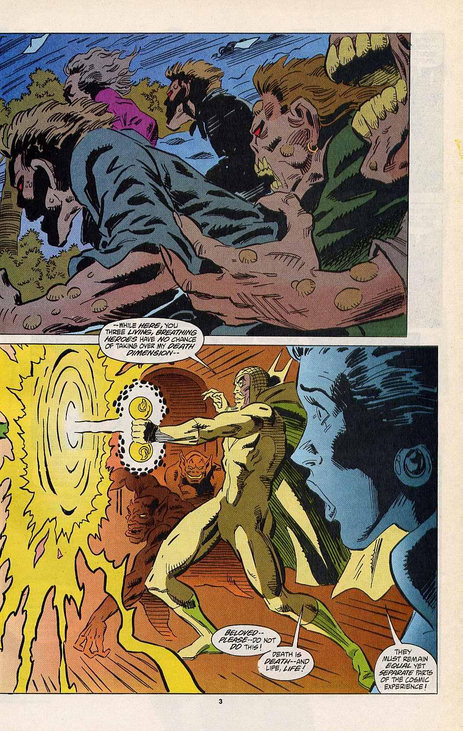 Read online Secret Defenders comic -  Issue #8 - 4