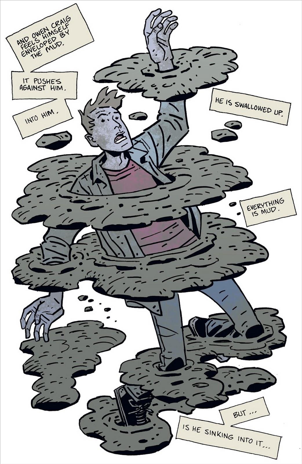Mudman Issue #1 #1 - English 20