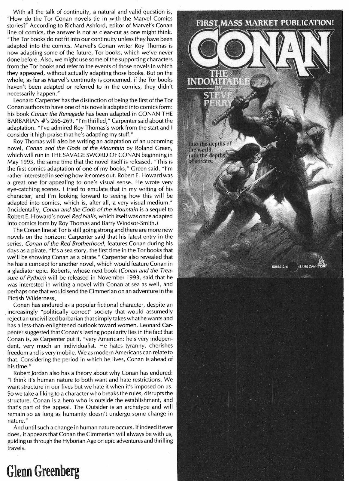 The Savage Sword Of Conan Issue #209 #210 - English 51