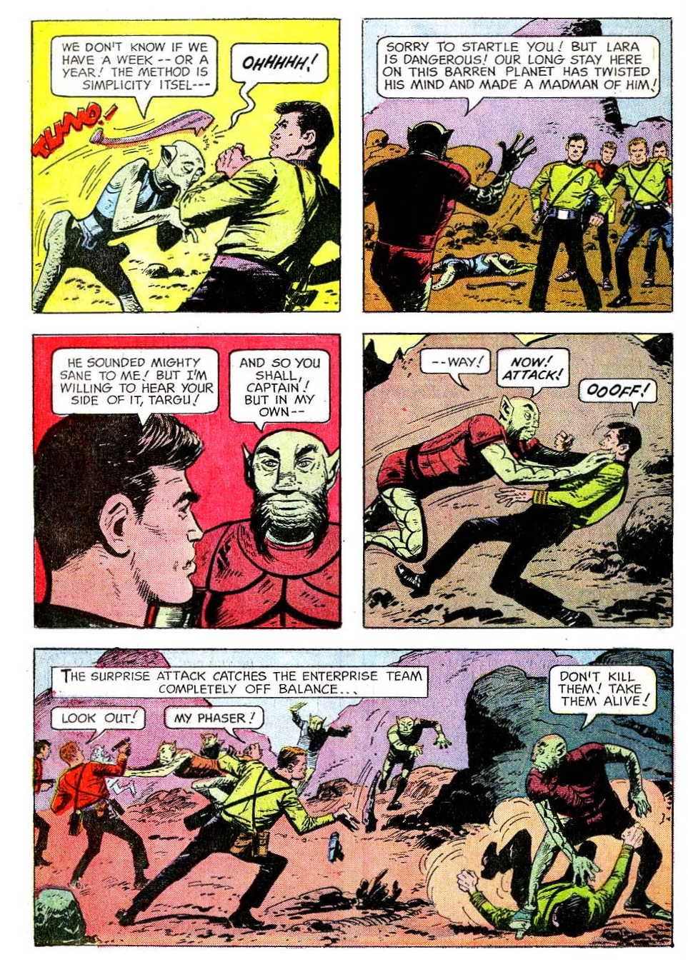 Star Trek (1967) Issue #2 #2 - English 12