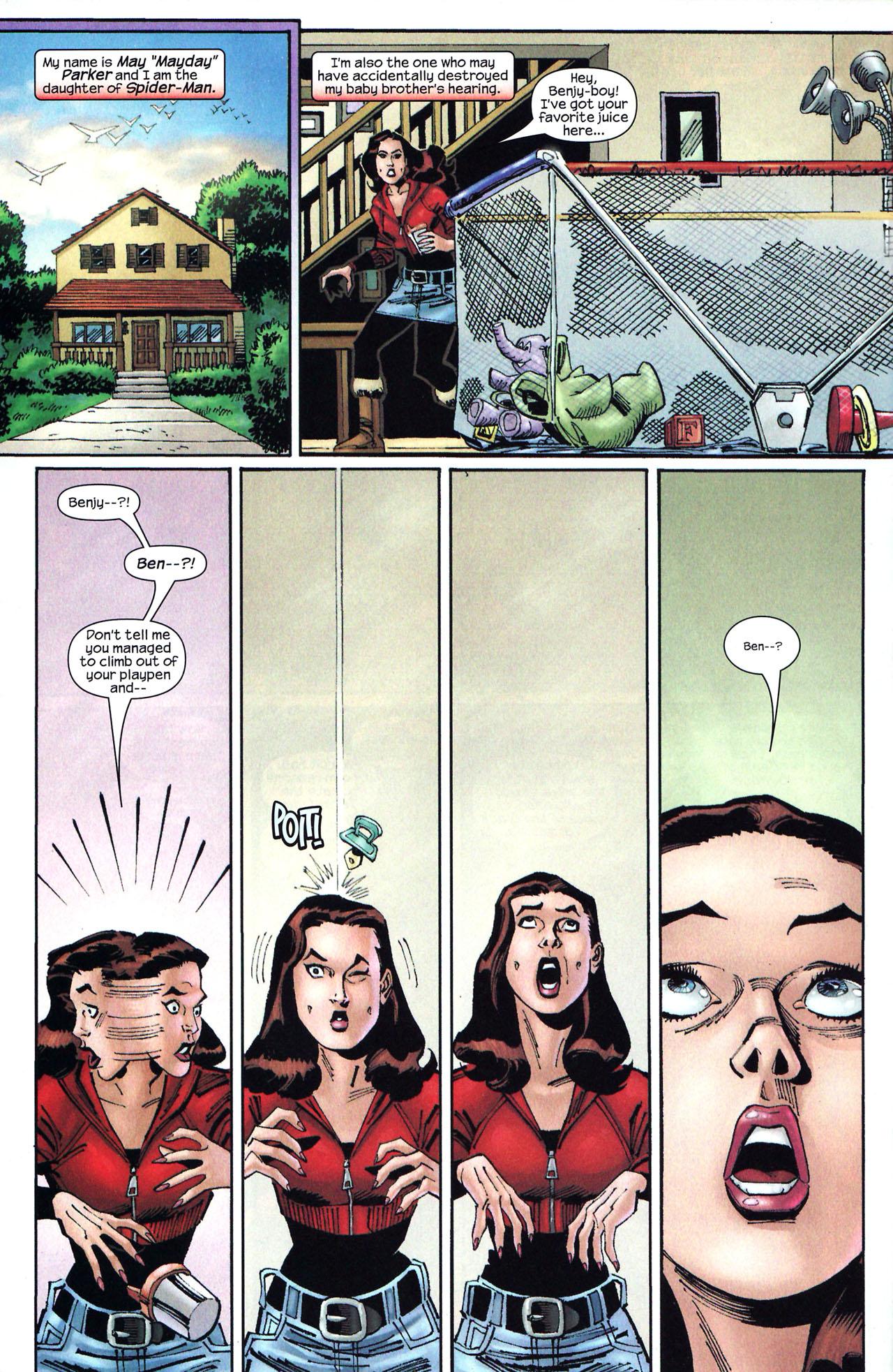 Amazing Spider-Girl #14 #17 - English 5