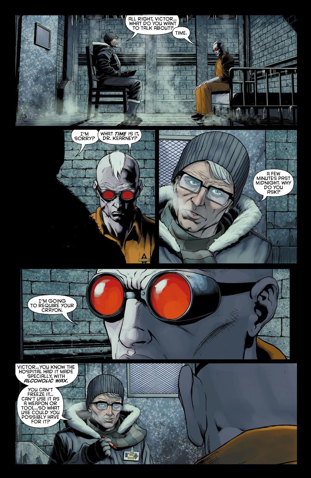 Batman (2011) Annual 1 #11 - English 6