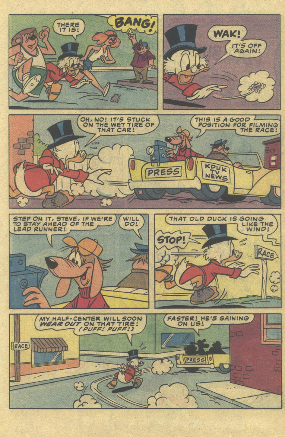 Uncle Scrooge (1953) Issue #197 #197 - English 25