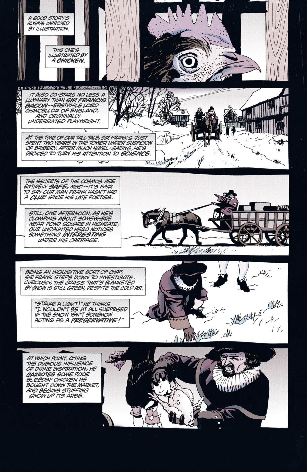 Hellblazer 117 Page 2